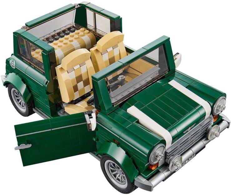 Lego Creator Expert Mini Cooper 2