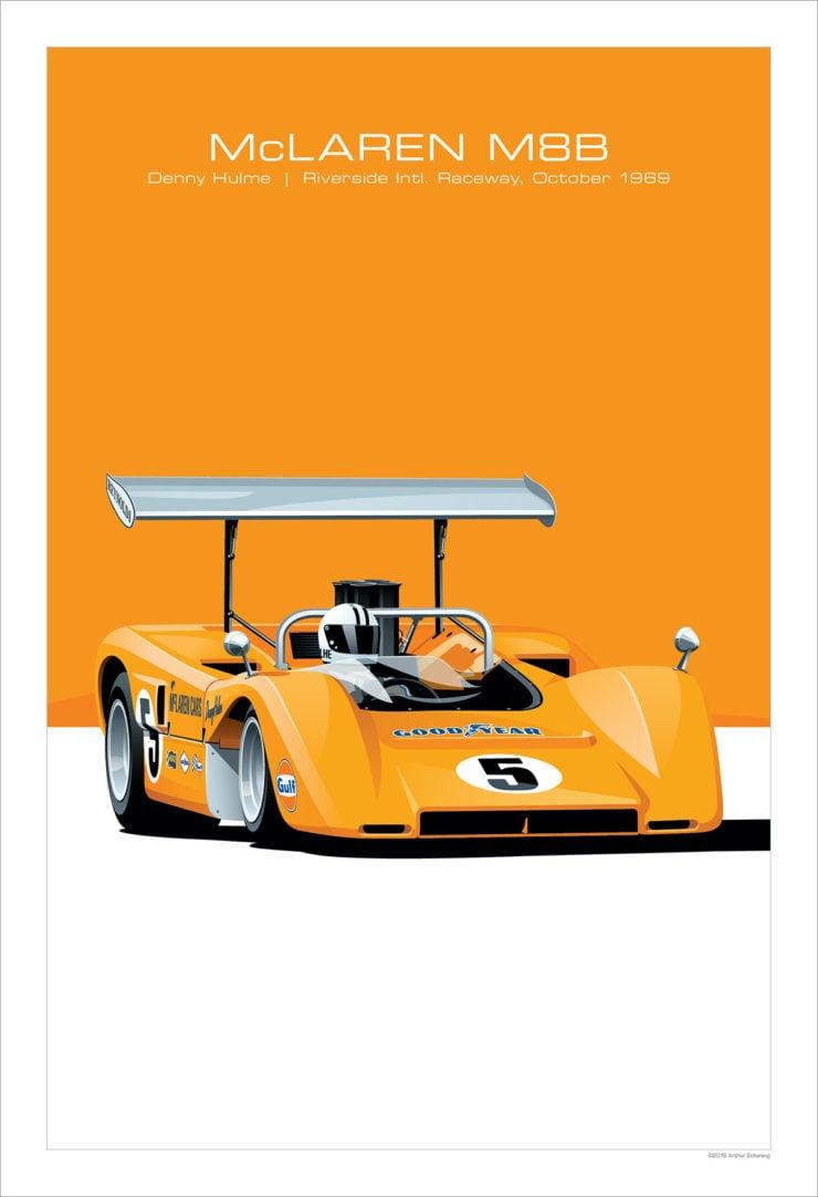 McLaren M8B (Can-Am)