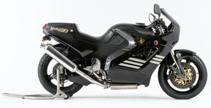 Norton F1 Motorcycle 1