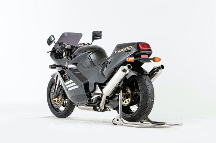 Norton F1 Motorcycle 3