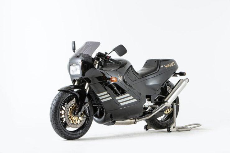 Norton F1 Motorcycle 4