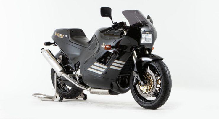 Norton F1 Motorcycle
