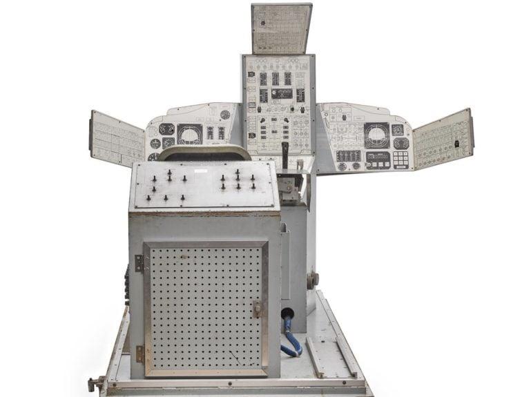 Original NASA Gemini 133P Trainer 1