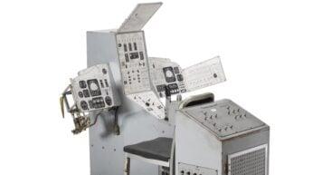 Original NASA Gemini 133P Trainer