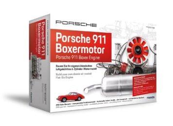 Porsche 911 Flat-Six Engine Model Box