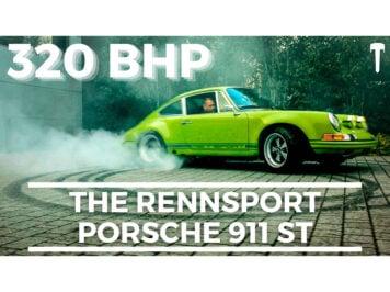 Rennsport 911 ST Cover