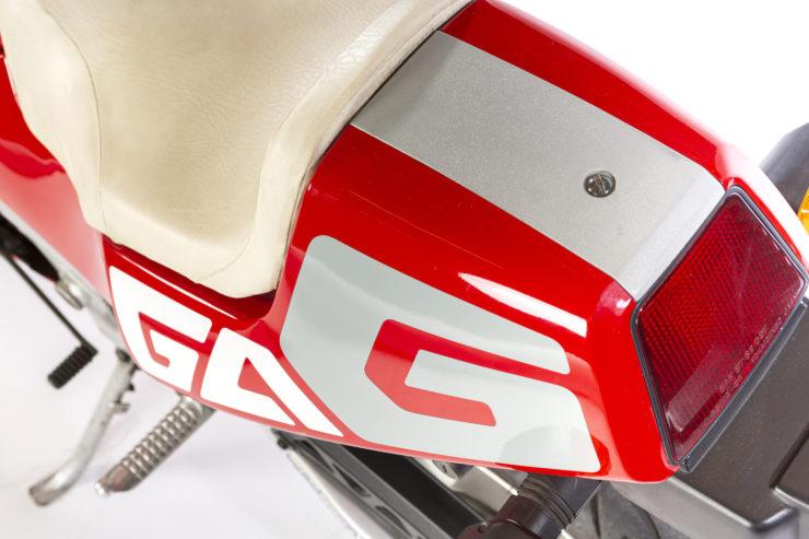 Suzuki RB 50 GAG Mini Gixxer Seat