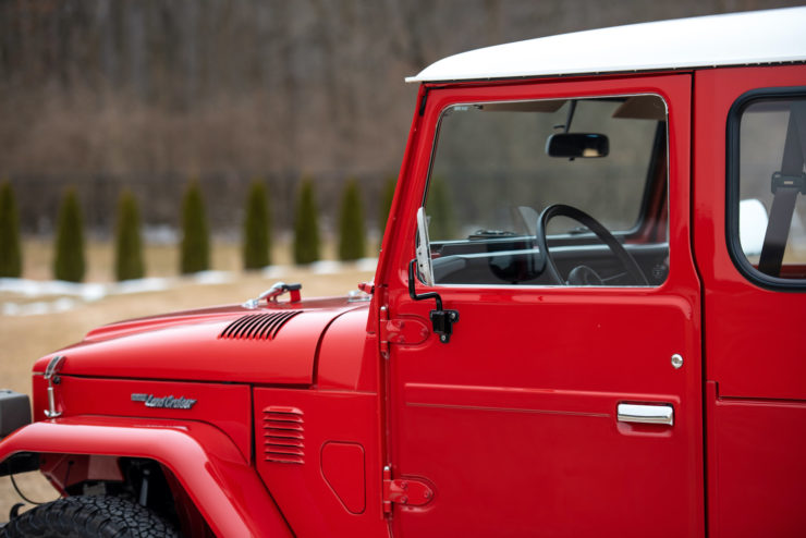Toyota FJ40 Land Cruiser Door