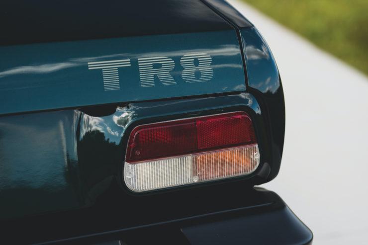 Triumph TR8 Brake Light