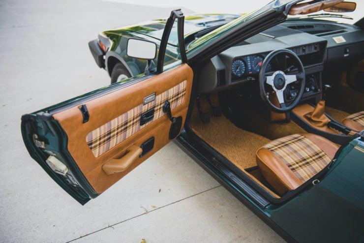 Triumph TR8 Door