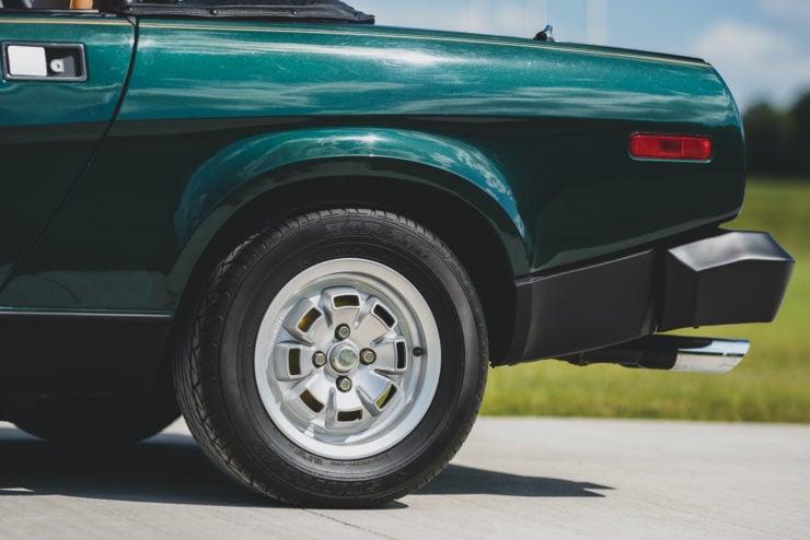 Triumph TR8 Rims