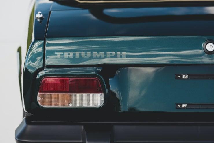 Triumph TR8 Tail Light