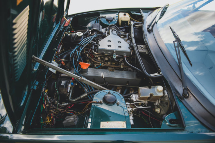 Triumph TR8 V8