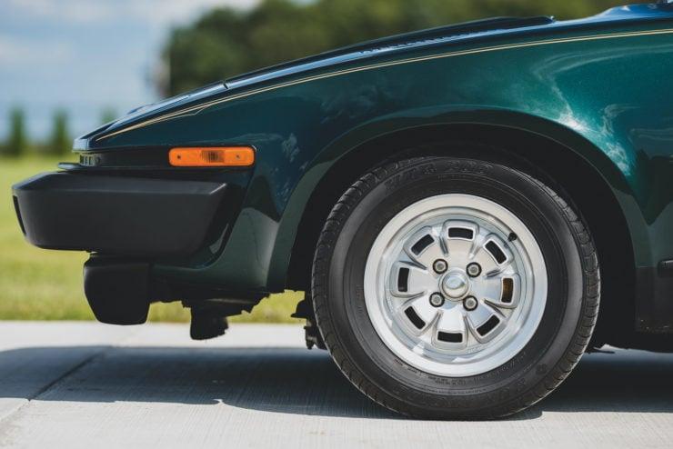 Triumph TR8 Wheels
