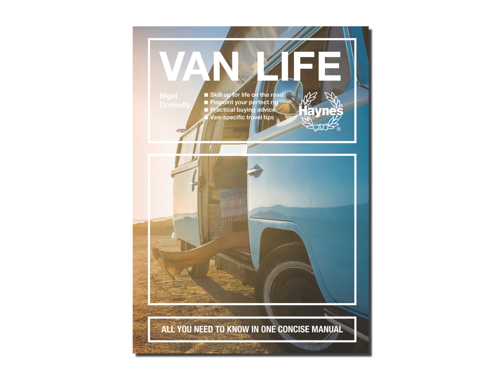 Van Life Haynes Book Cover