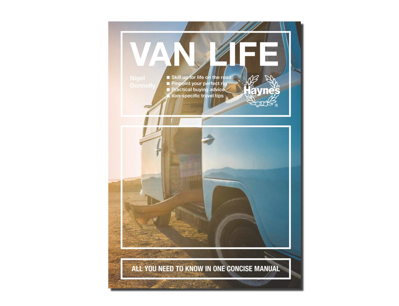 Van Life Haynes Book Cover