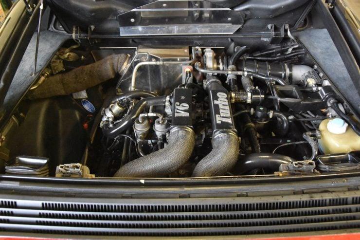 Alpine GTA V6 Turbo Mille Miles 10