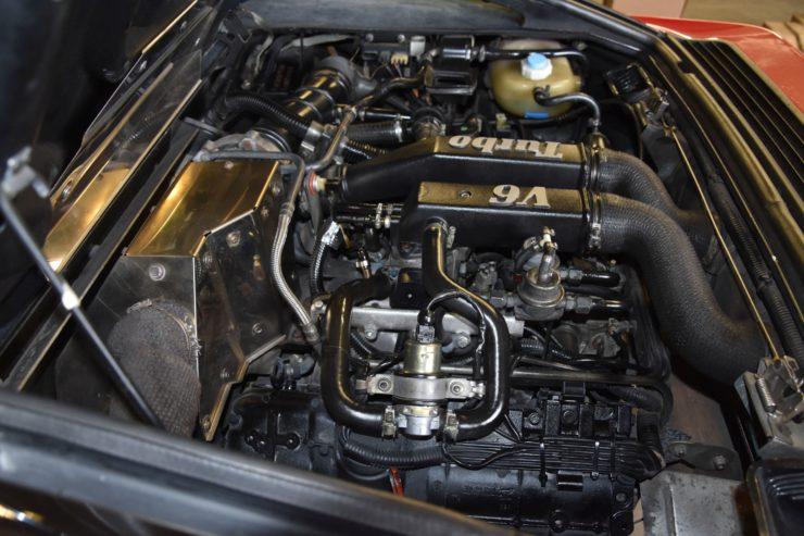 Alpine GTA V6 Turbo Mille Miles 11