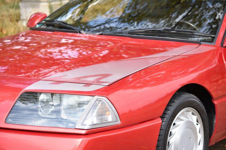Alpine GTA V6 Turbo Mille Miles 16