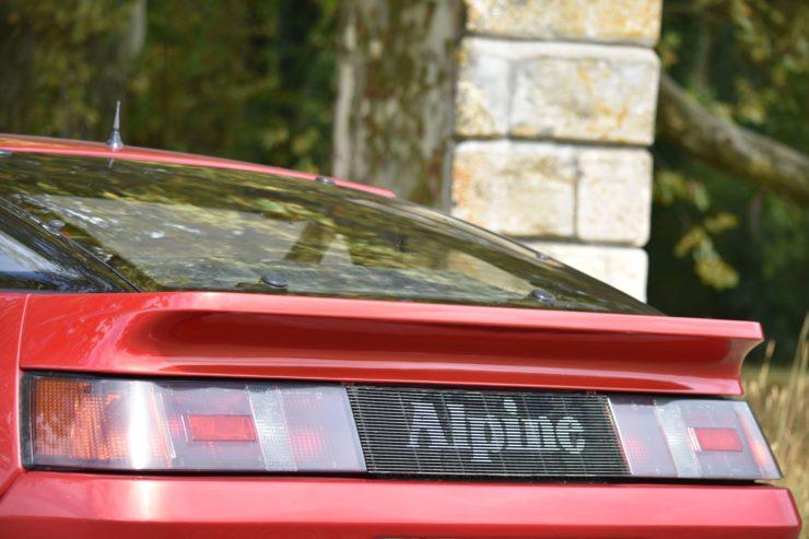 Alpine GTA V6 Turbo Mille Miles 18