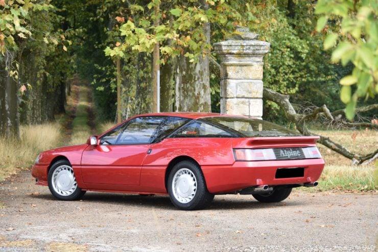 Alpine GTA V6 Turbo Mille Miles 2