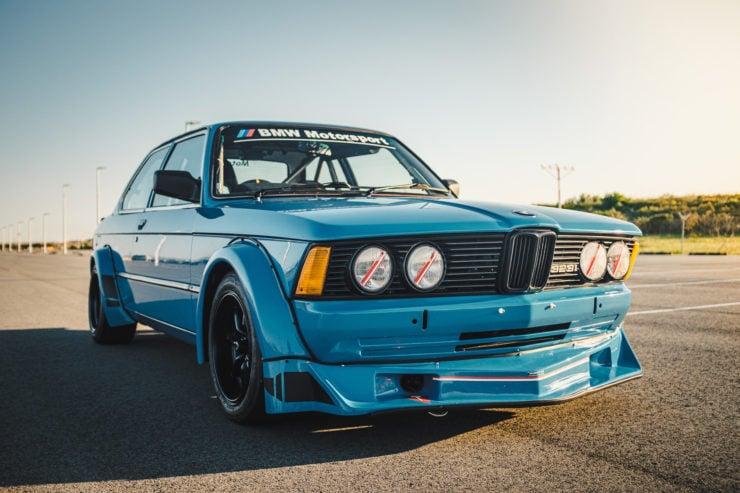 BMW E21 1