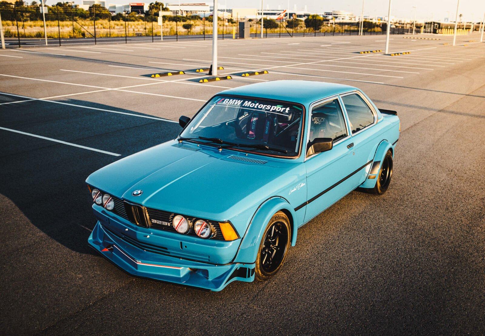 BMW E21 20