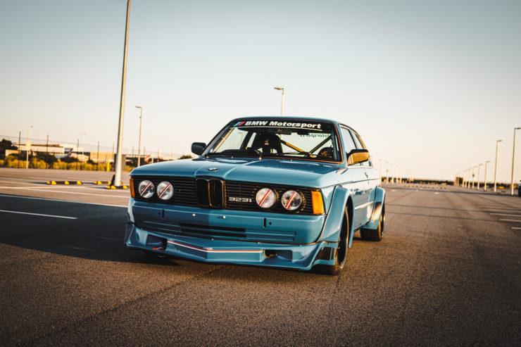 BMW E21 21