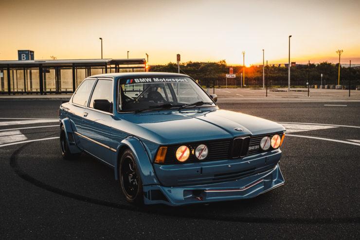 BMW E21 5