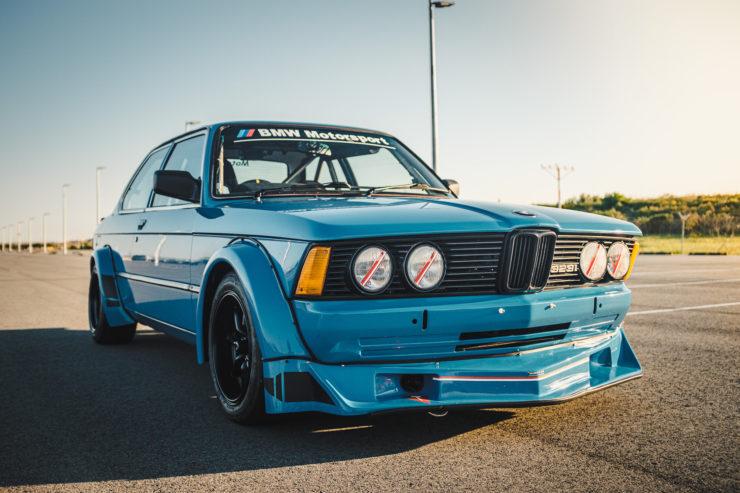 BMW E21 9