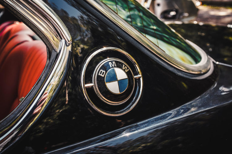 BMW E9 Hofmeister Kink