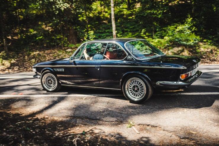 BMW E9 Rear