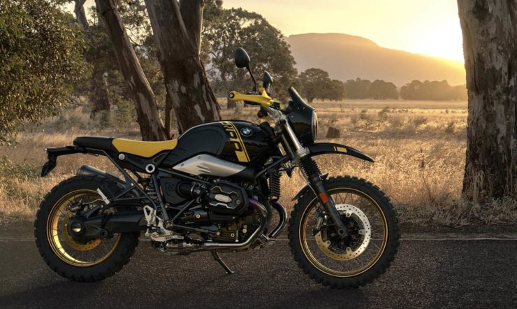 BMW R nineT Urban GS - Limited Edition 40 Years GS 1