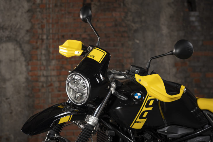 BMW R nineT Urban GS - Limited Edition 40 Years GS