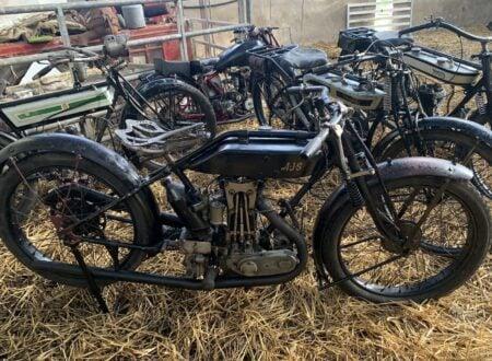 Barn Find Motorcycles Joe Ryan