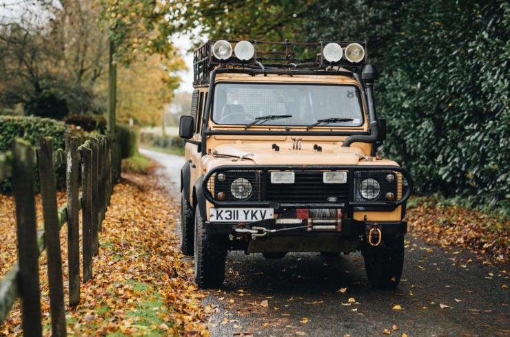Camel Trophy Land Rover 1