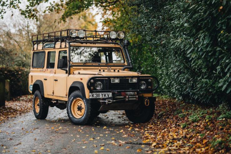 Camel Trophy Land Rover 2