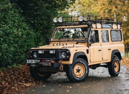 Camel Trophy Land Rover 3