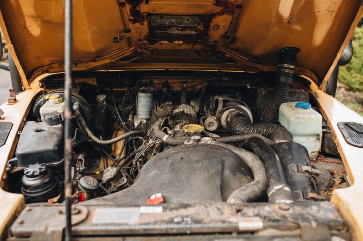 Camel Trophy Land Rover 4