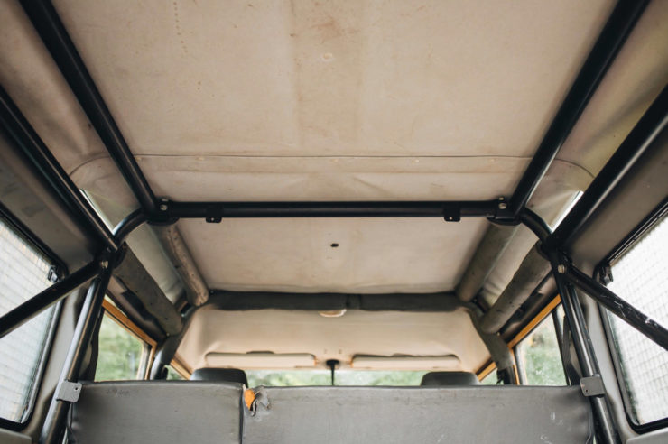 Camel Trophy Land Rover 9