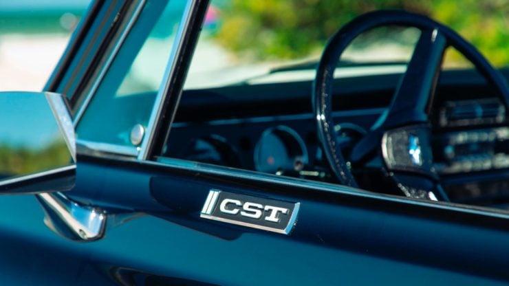 Chevrolet K5 Blazer Restomod Details