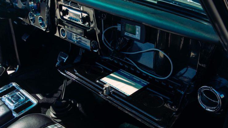 Chevrolet K5 Blazer Restomod ECU
