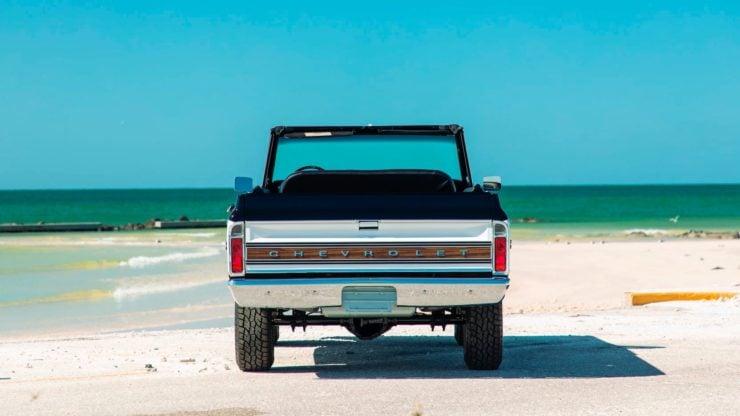 Chevrolet K5 Blazer Restomod Rear