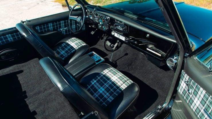 Chevrolet K5 Blazer Restomod Seats