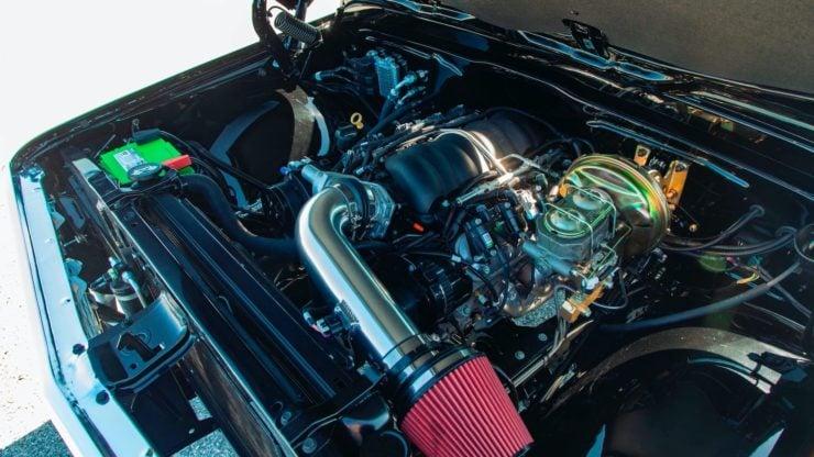 Chevrolet K5 Blazer Restomod V8