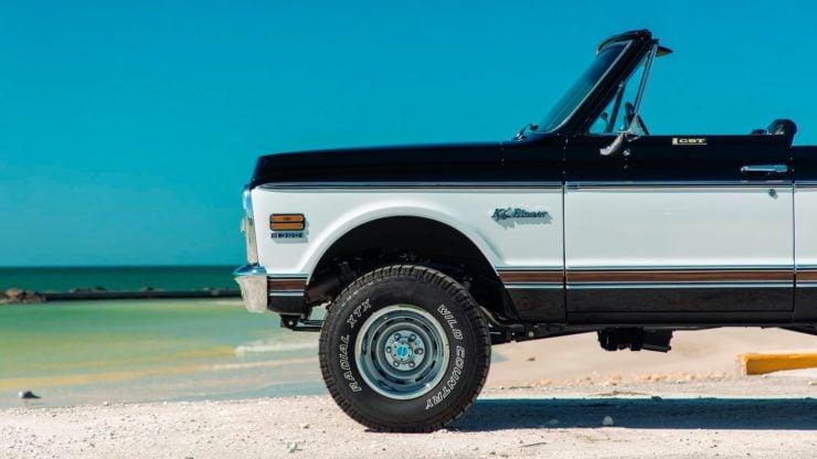 Chevrolet K5 Blazer Restomod Wheels