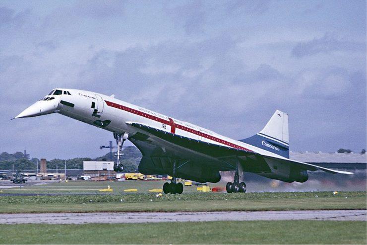 Concorde 101 (G AXDN)
