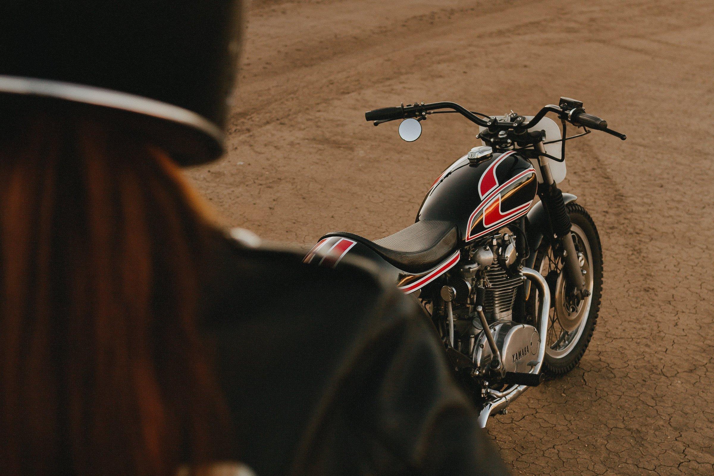 Custom Yamaha XS650 7