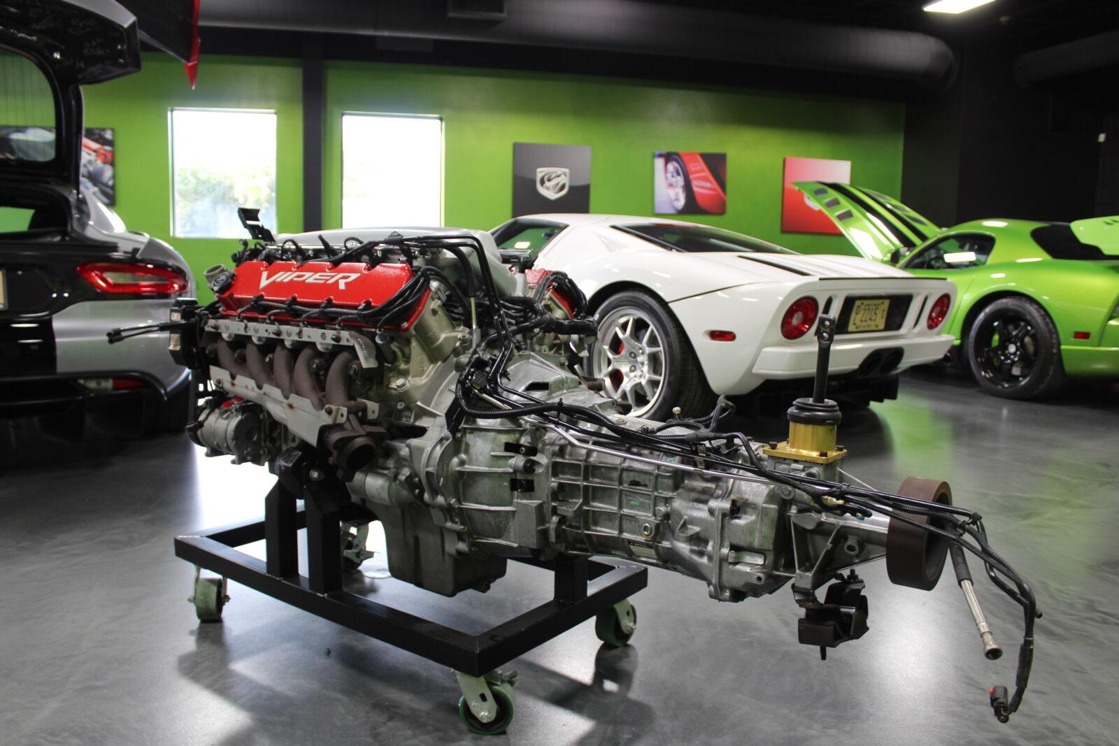 Dodge Ram SRT-10 8.3 Liter V10 Engine