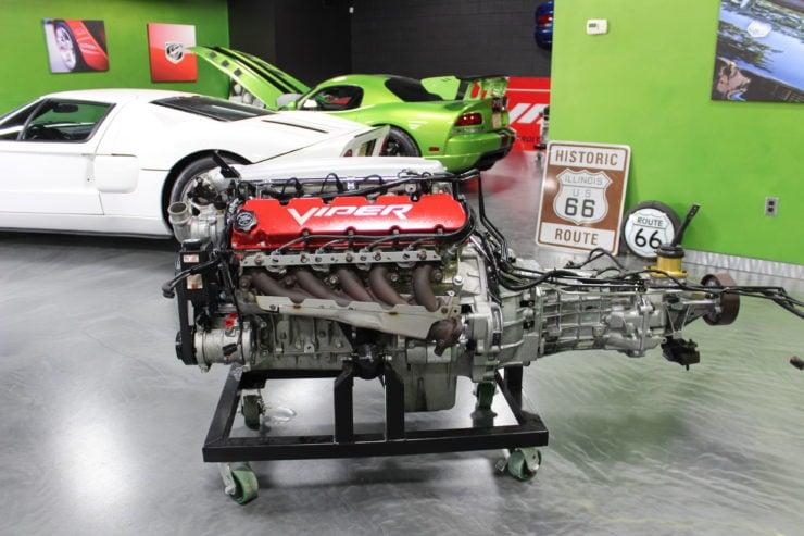 Dodge Ram SRT-10 8.3 Liter V10 Engine 1
